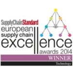 SupplyVue won European Supply Chain Excellence Awards 2017