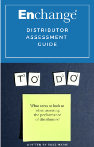 Enchange Distributor Assessment Guide